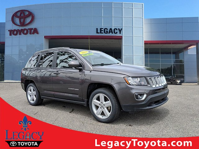 Pre-Owned 2014 Jeep Compass High Altitude