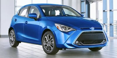 New 2020 Toyota Yaris Hatchback LE