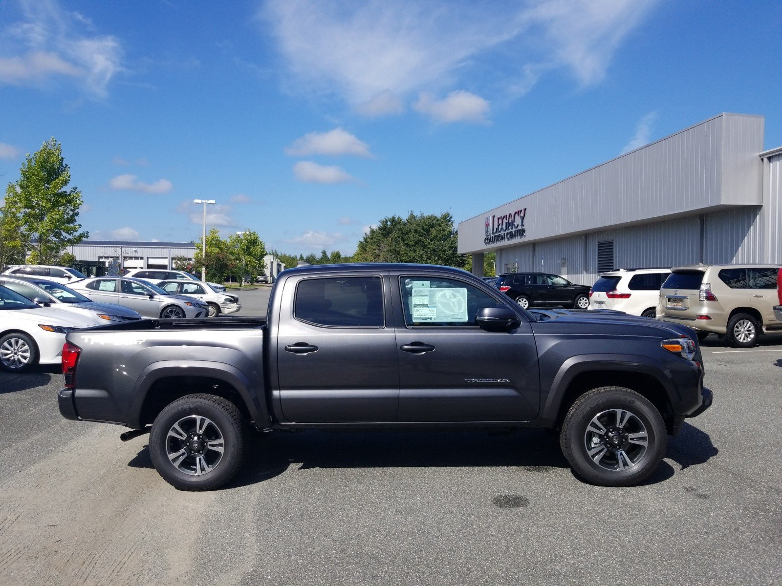 New 2019 Toyota Tacoma Trd Sport Double Cab In Tallahassee M189372 2005 Fuel Filter
