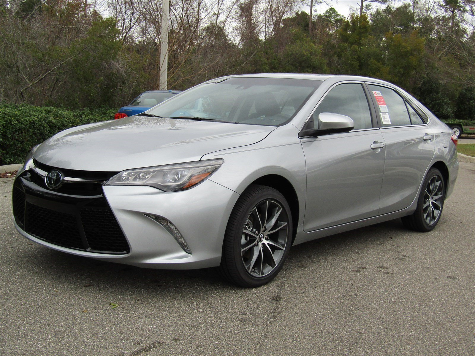 new 2017 toyota camry xse v6 4dr car in tallahassee. Black Bedroom Furniture Sets. Home Design Ideas