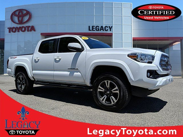 Certified Pre-Owned 2016 Toyota Tacoma TRS
