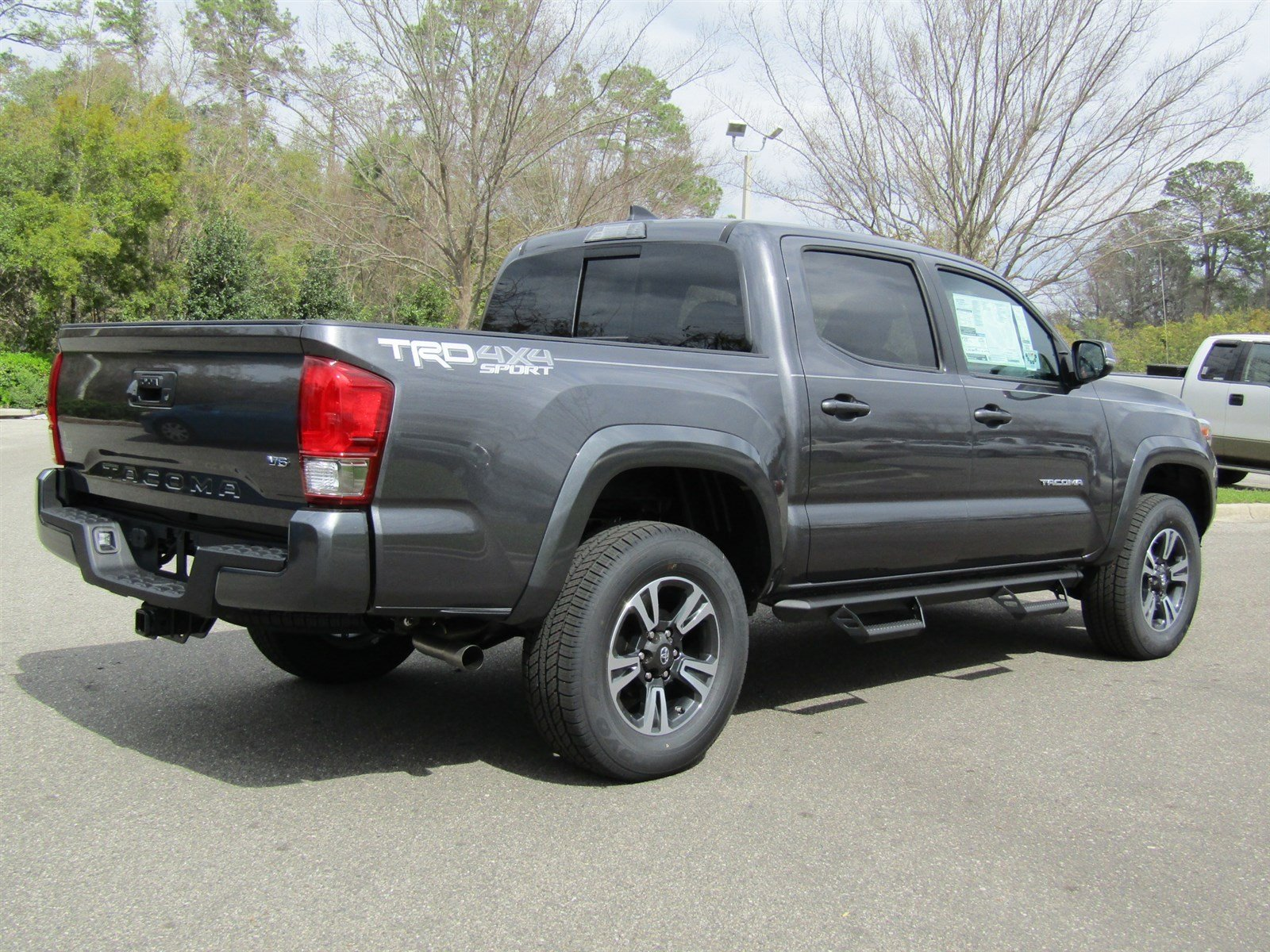 new 2017 toyota tacoma trd sport double cab in tallahassee. Black Bedroom Furniture Sets. Home Design Ideas