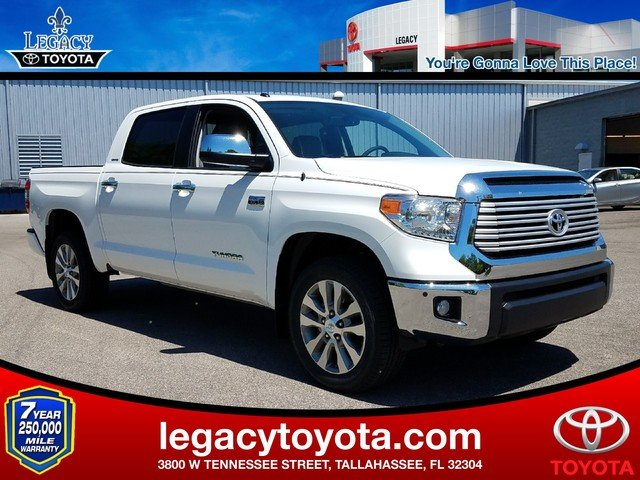 New 2017 Toyota Tundra Limited CrewMax With Navigation