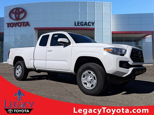 New 2019 Toyota Tacoma SR Access Cab 6' Bed V6 AT (Natl) RWD