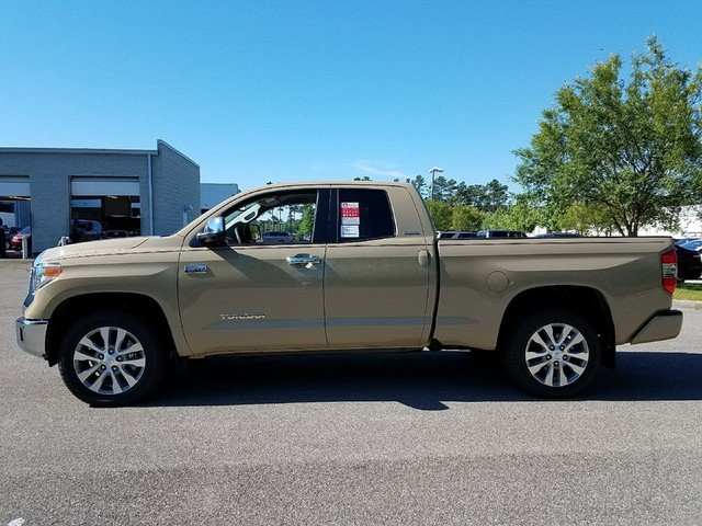 New 2017 Toyota Tundra Limited Double Cab in Tallahassee # ...