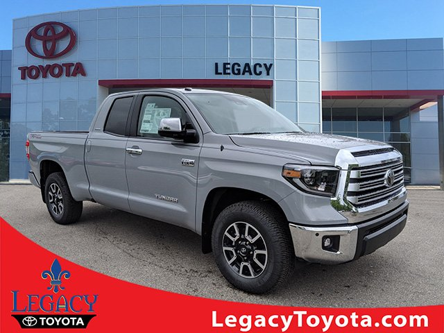 New 2019 Toyota Tundra TRD Off-Road Package: Limited Double Cab 6 5' Bed  5 7L (Natl) RWD