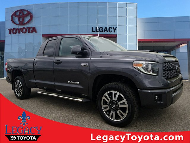 2018 Toyota Tundra Double Cab >> New 2018 Toyota Tundra Sr5 Double Cab In Tallahassee X723331
