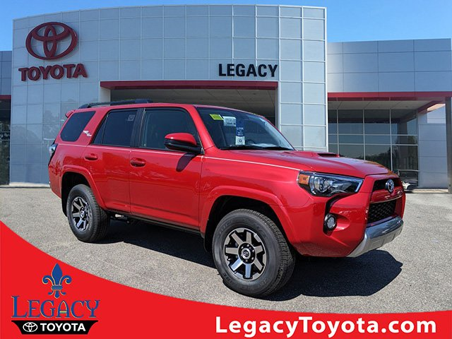 Toyota 4Runner Off Road >> New 2019 Toyota 4runner Trd Off Road Sport Utility With Navigation 4wd