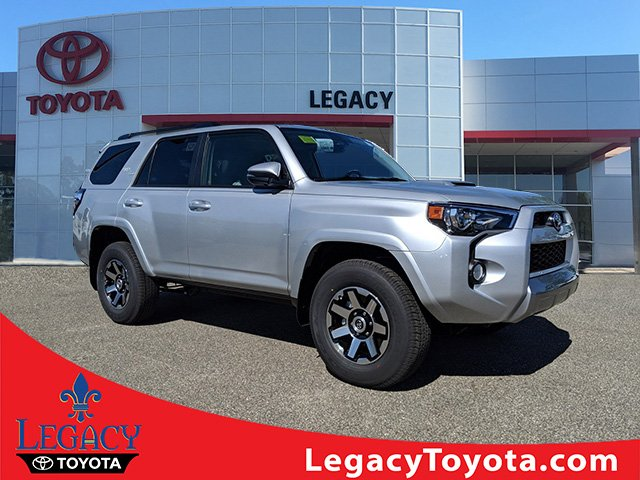 Toyota 4Runner Off Road >> New 2019 Toyota 4runner Trd Off Road Premium Sport Utility With Navigation 4wd