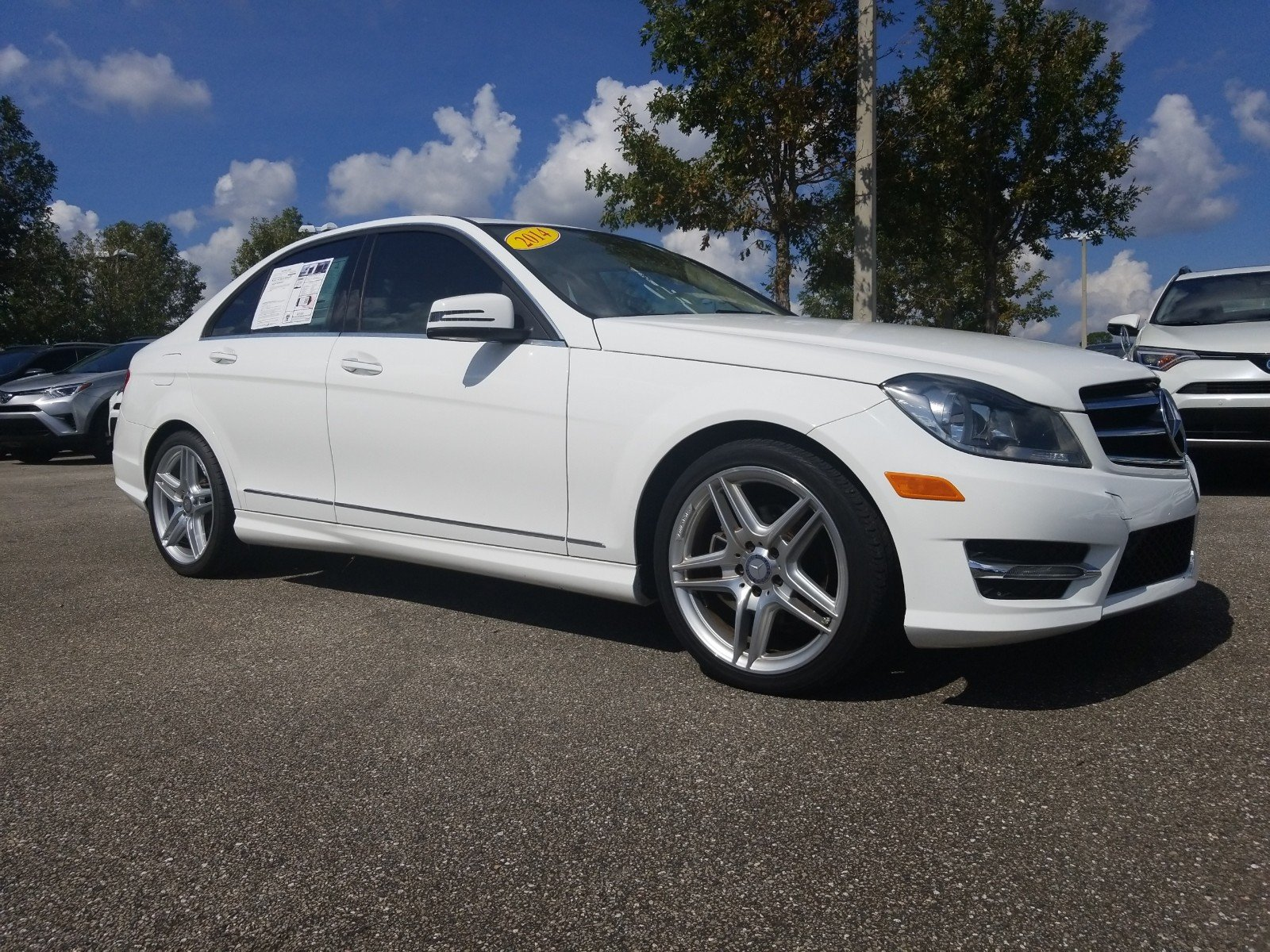 Pre Owned 2014 Mercedes Benz C Class C 250 4dr Car in Tallahassee