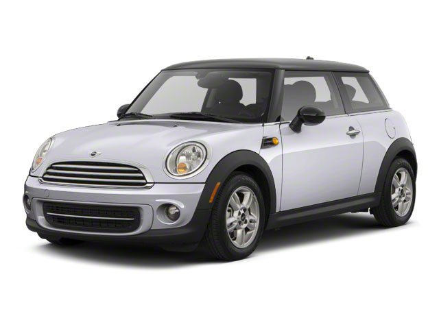 Pre-Owned 2010 MINI Cooper Hardtop Base