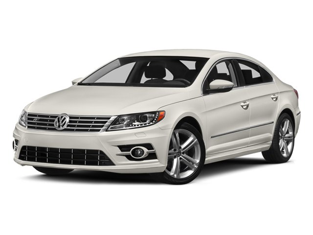 Pre-Owned 2014 Volkswagen CC 2.0T R-Line