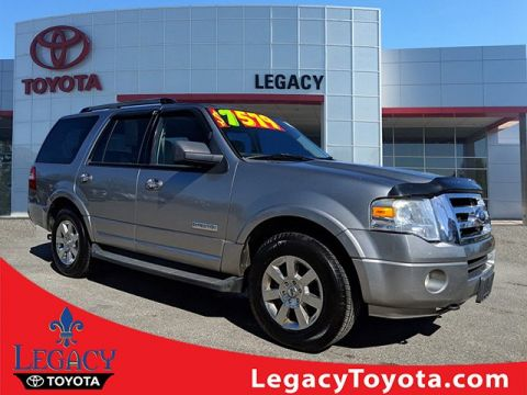 Pre-Owned 2008 Ford Expedition XLT