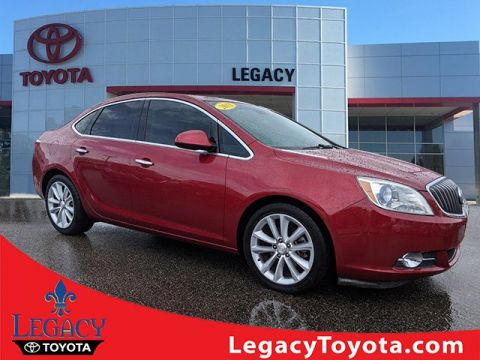 Pre-Owned 2013 Buick Verano Base