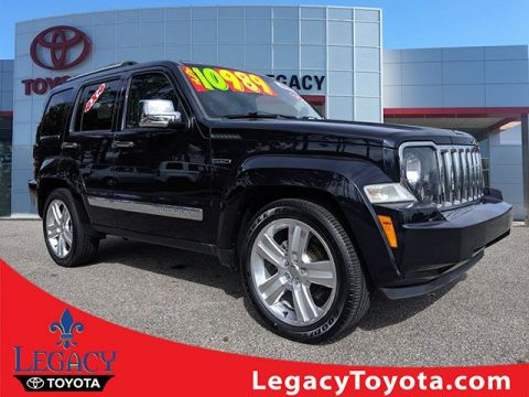 Pre-Owned 2011 Jeep Liberty Limited Jet