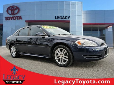 Pre-Owned 2011 Chevrolet Impala LS Fleet