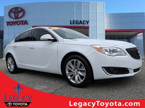 Pre-Owned 2016 Buick Regal 1SV