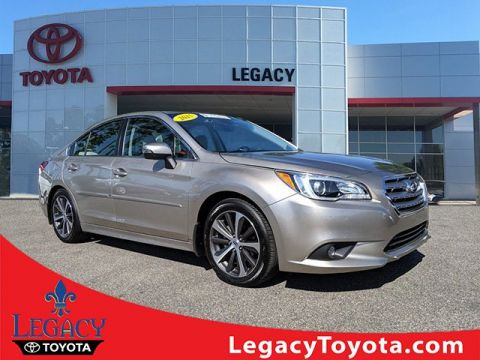Pre-Owned 2015 Subaru Legacy 2.5i Limited