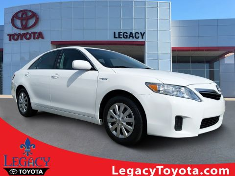 Pre-Owned 2011 Toyota Camry Hybrid Base
