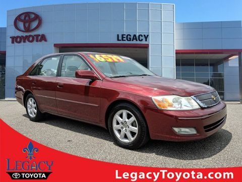 Pre-Owned 2000 Toyota Avalon XLS