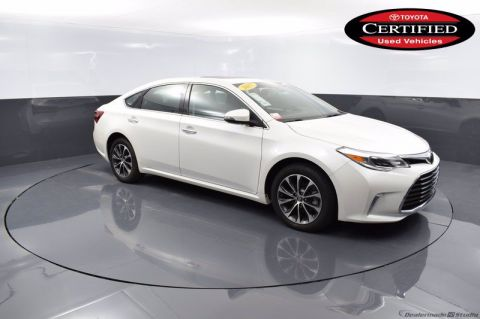 Certified Pre-Owned 2017 Toyota Avalon XLE Premium