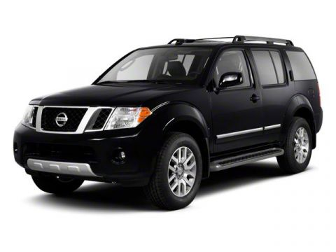 Pre-Owned 2010 Nissan Pathfinder S
