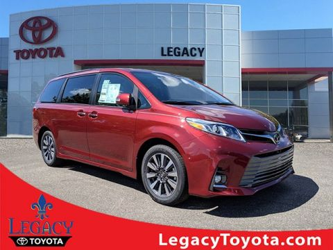 New 2019 Toyota Sienna Limited Premium