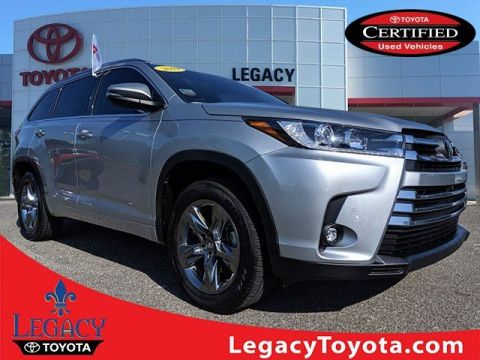 Certified Pre-Owned 2019 Toyota Highlander LTD