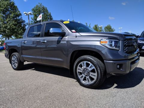 Pre-Owned 2019 Toyota Tundra 2WD Platinum