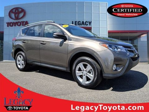 Certified Pre-Owned 2013 Toyota RAV4 SP