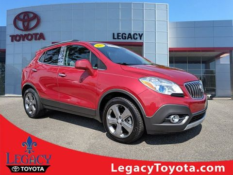 Pre-Owned 2013 Buick Encore Convenience